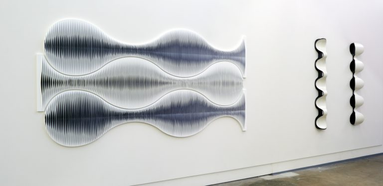 in situ at Dominik Mersch Gallery, Heartbeat exhibition 2011