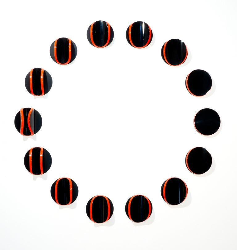 Lunar Circle: Figure H, Heartbeat exhibition 2011