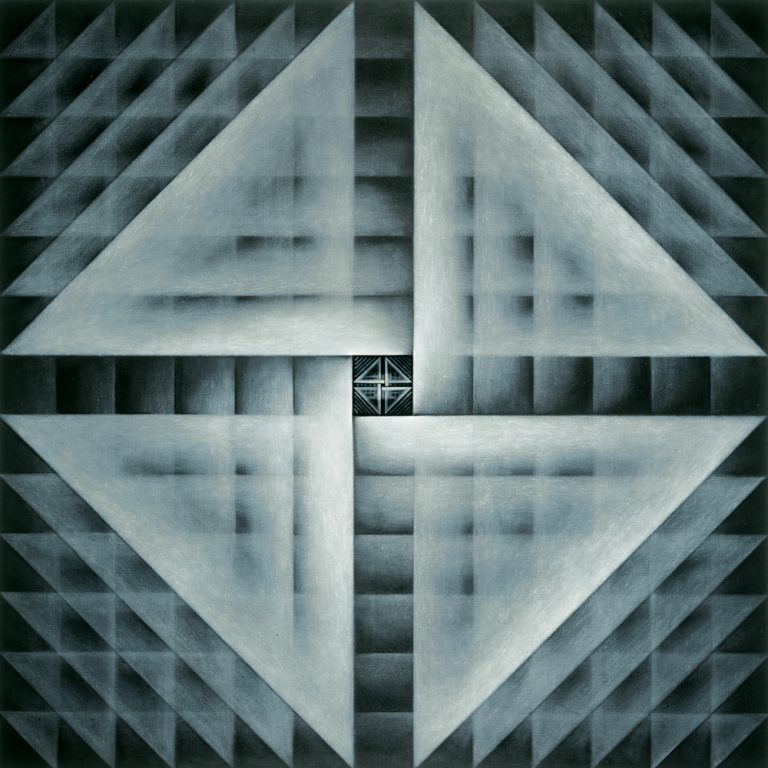 Tangential Web, Marion Borgelt Archive