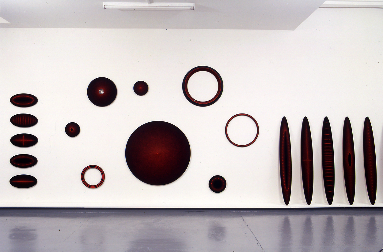 Installation view in Chicago; Private Collection