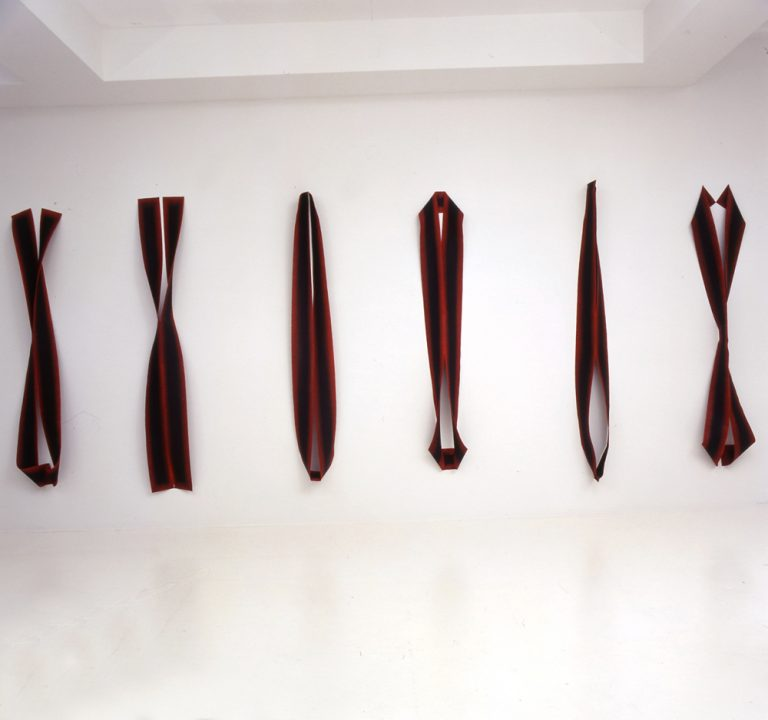 Bloodlight Series: Cut and Curl Figures. 1- 6