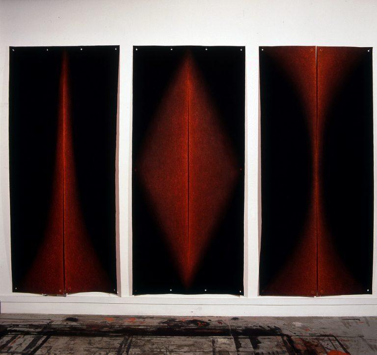 Bloodlight Series: Gesture I, Gesture II, Gesture III