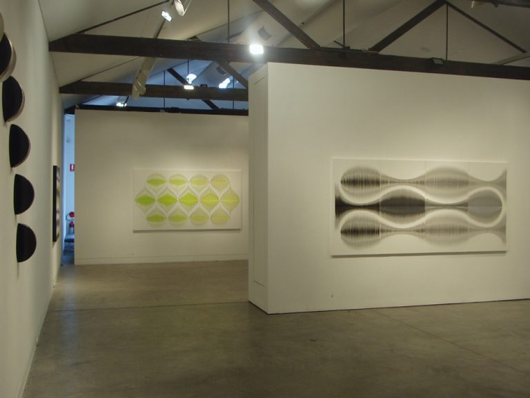 in situ at Sherman Galleries, Flux & Permanence exhibition 2007
