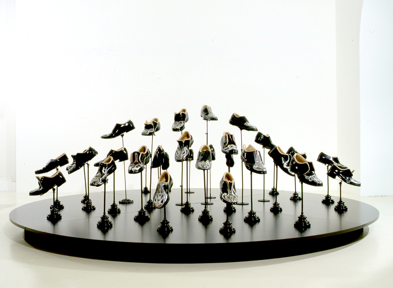 <i>Orchestre des Promeneurs: No. 1-33</i>; 2002; 