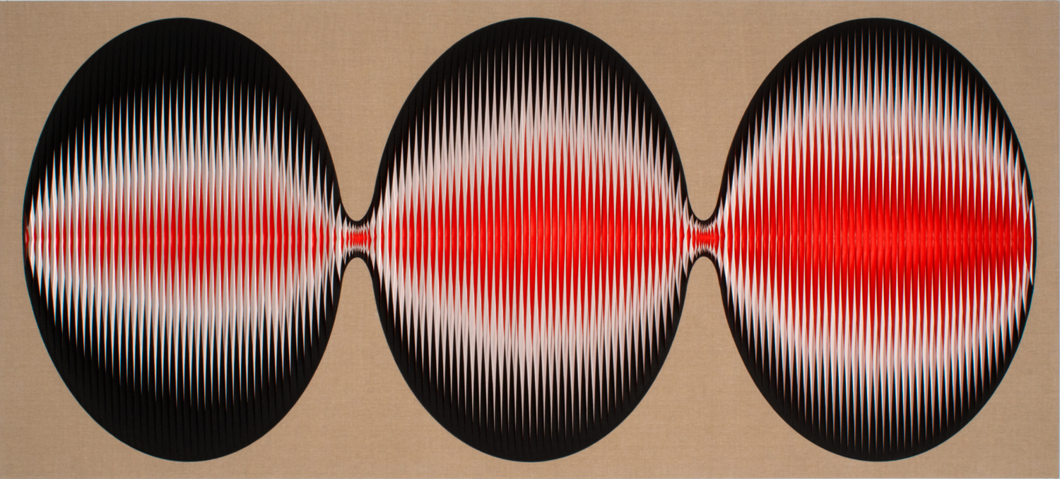 <i>Liquid Light: Asian Sun Trilogy</i>; 2009;