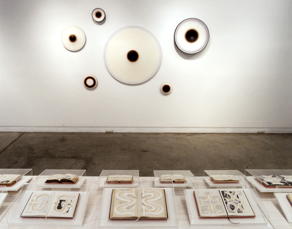 <i>Lune Lumina</i>; Exhibited at Sherman Galleries in 2007 (Flux & Permanence); Private Collection