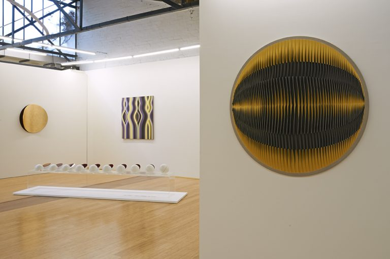 in situ at Dominik Mersch Gallery, So Near So Far exhibition 2013