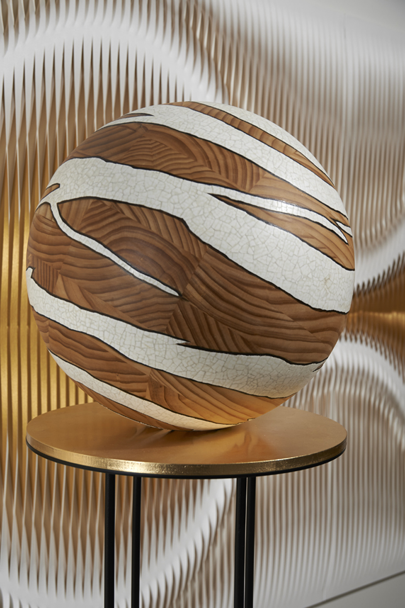<i>Tsukimi Whorl: No. 23 </i>; 2016;