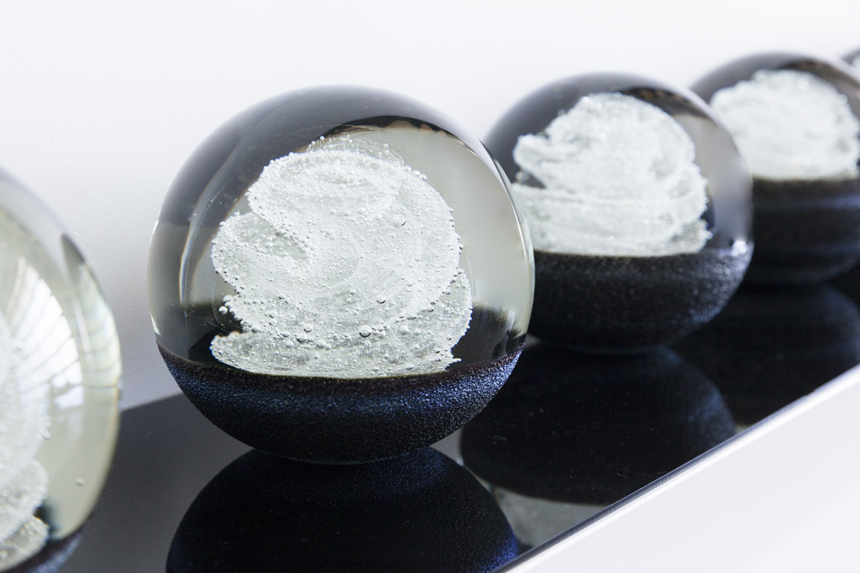 <i>Tsukimi with Rings: Variation 3 </i>; 