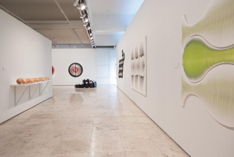 in situ at Newcastle Art Gallery, Memory & Symbol Exhibition 2016