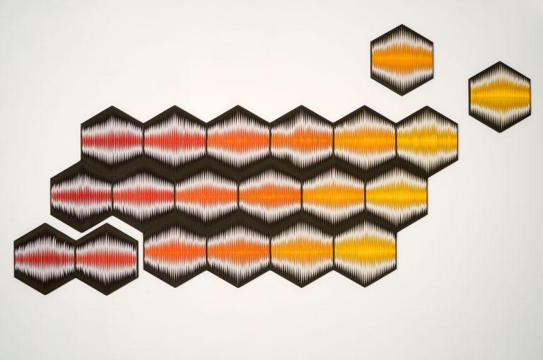 Liquid Light: Honeycomb No. 1