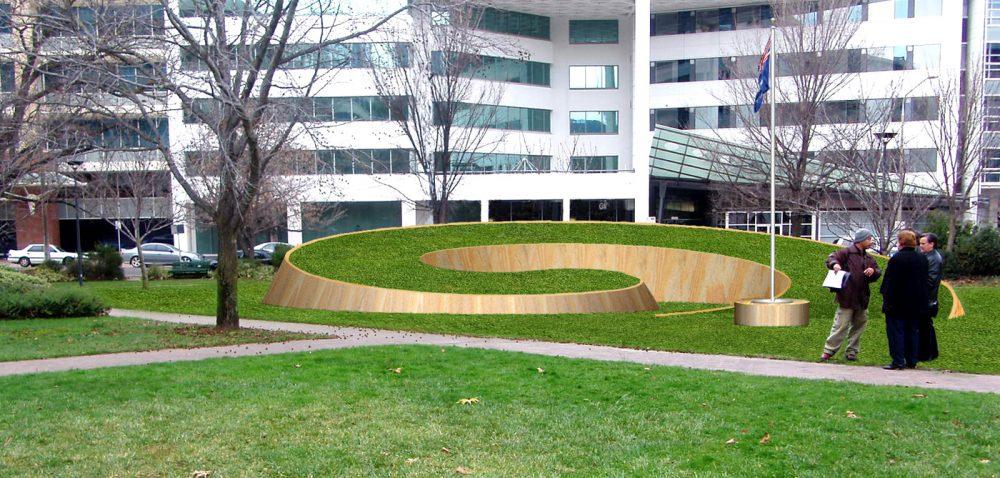 War Memorial, virtual, 2005